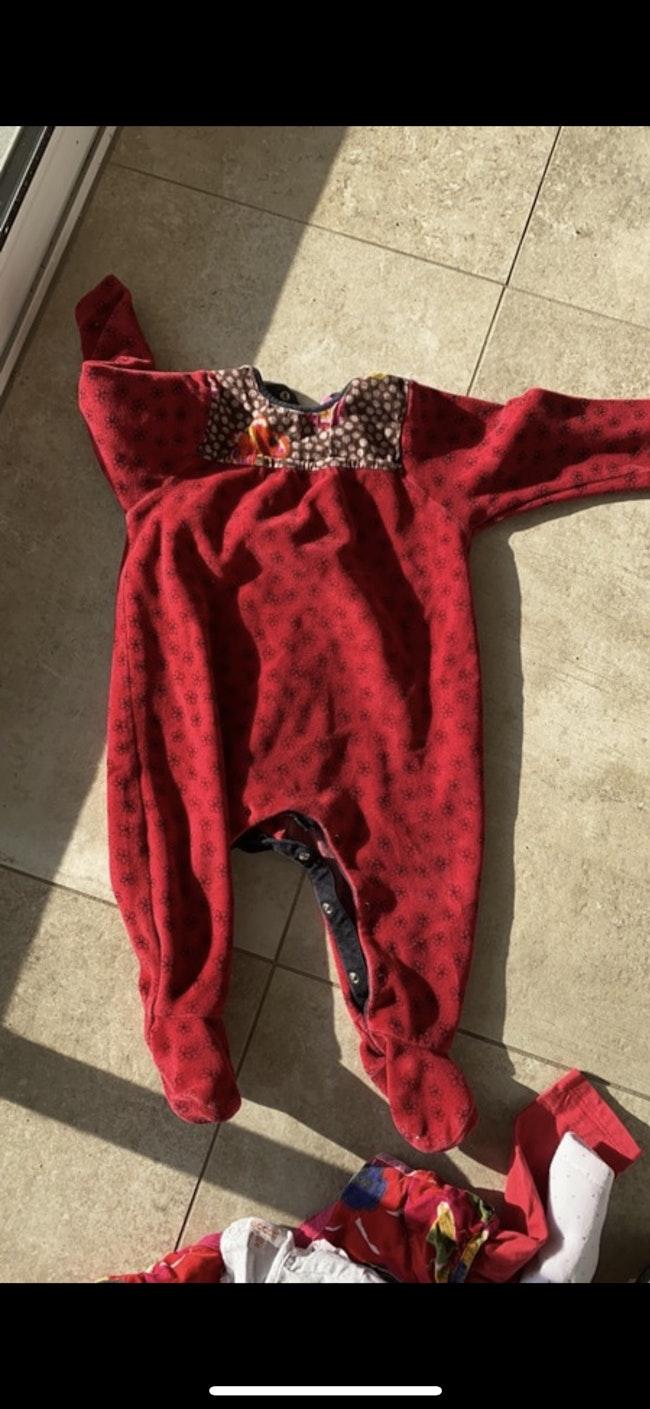 Lot de pyjama catimini