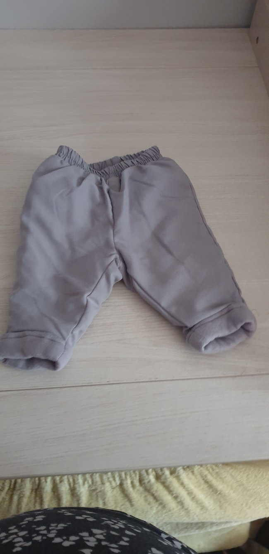 Pantalon doublé