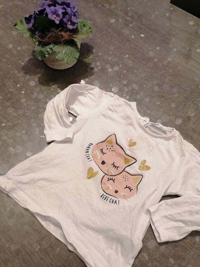 Lot t-shirts ML