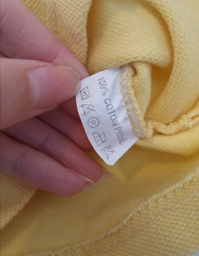 Polo jaune