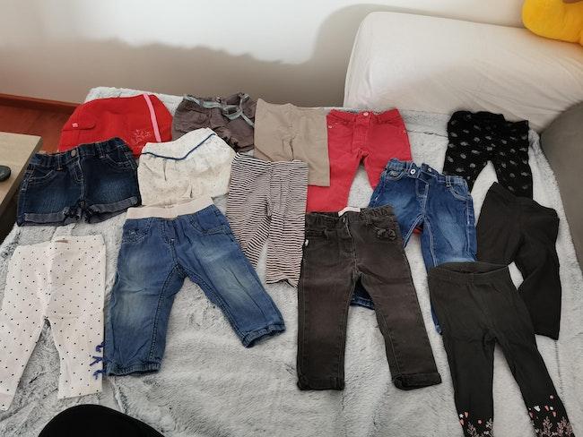 Lot de Pantalon, short