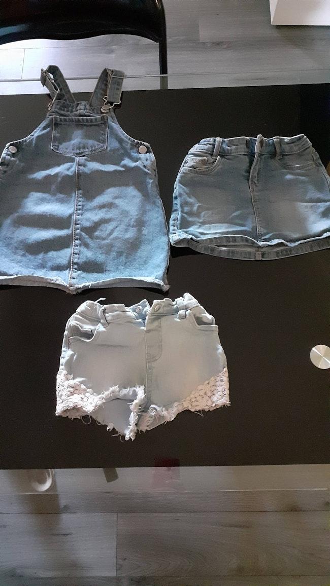 Lot en jeans