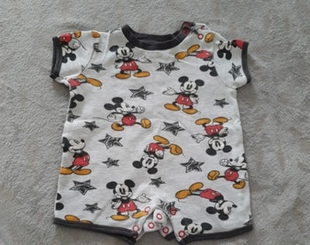 barboteuse mickey