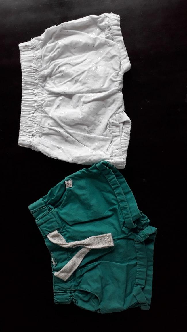 Lot 5 shorts
