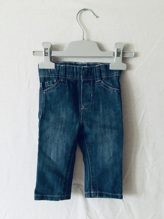 Pantalon type jean
