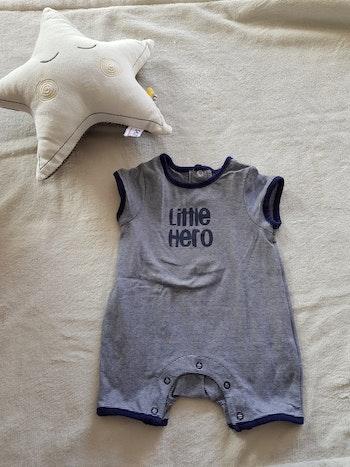 Barboteuse garçon 1 mois