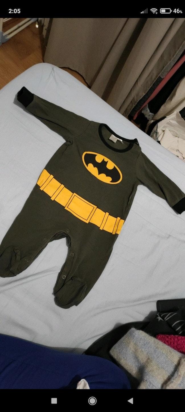 Pyjama Batman 3 mois