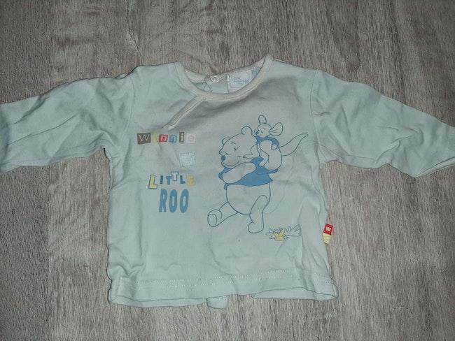 T shirt winnie 3 mois