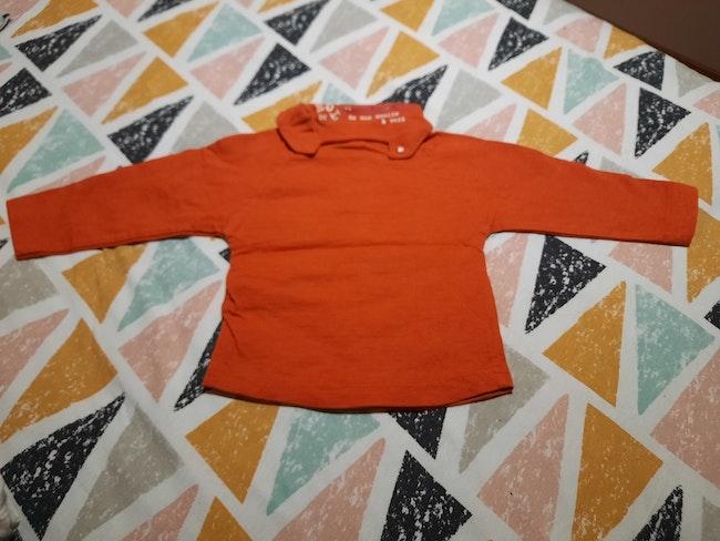 Tshirt ml 6 mois