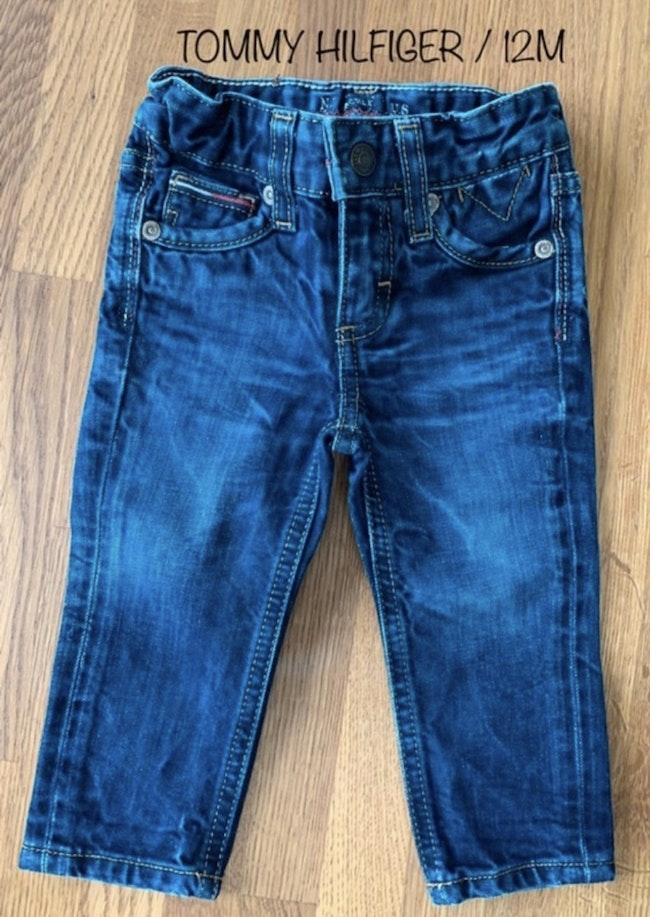 Tommy Hilfiger / jeans / garçon / 12 mois