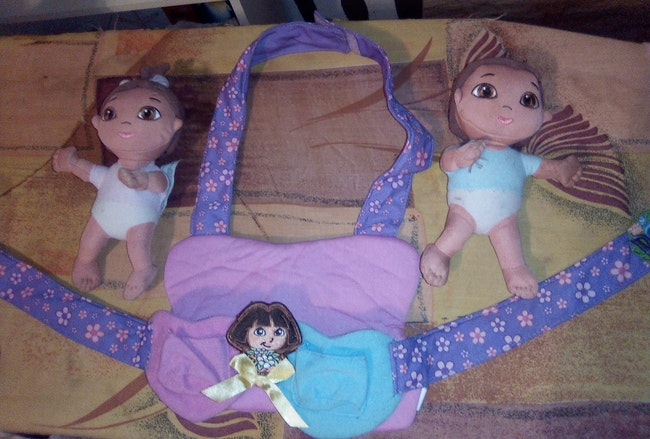 Bébés et porte bébés Dora l'exploratrice
