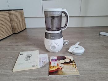 Cuiseur vapeur mixeur 4 en 1 Philips Avent