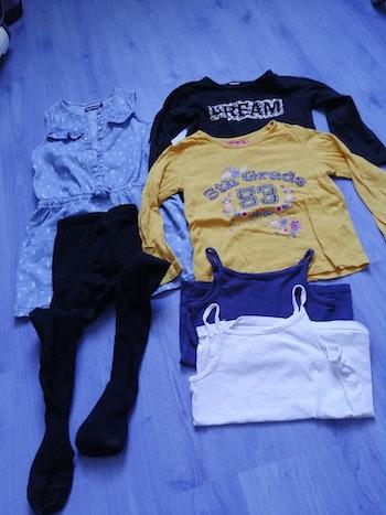 Vêtements 4 ans