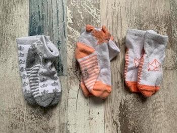 - 3 paires de chaussettes Obaibi 15/17, Bon état