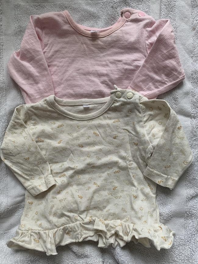 Lot tee shirt zeeman