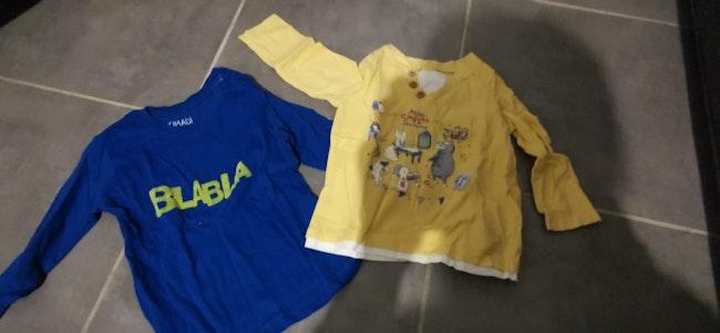 Lot 2 tee-shirts