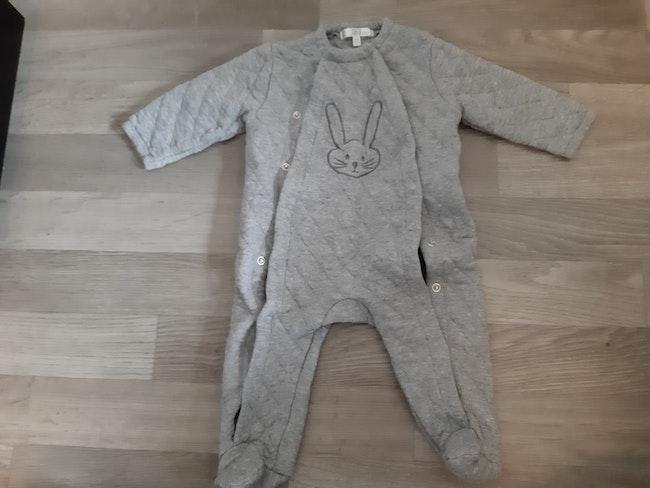 Pyjama molletonné