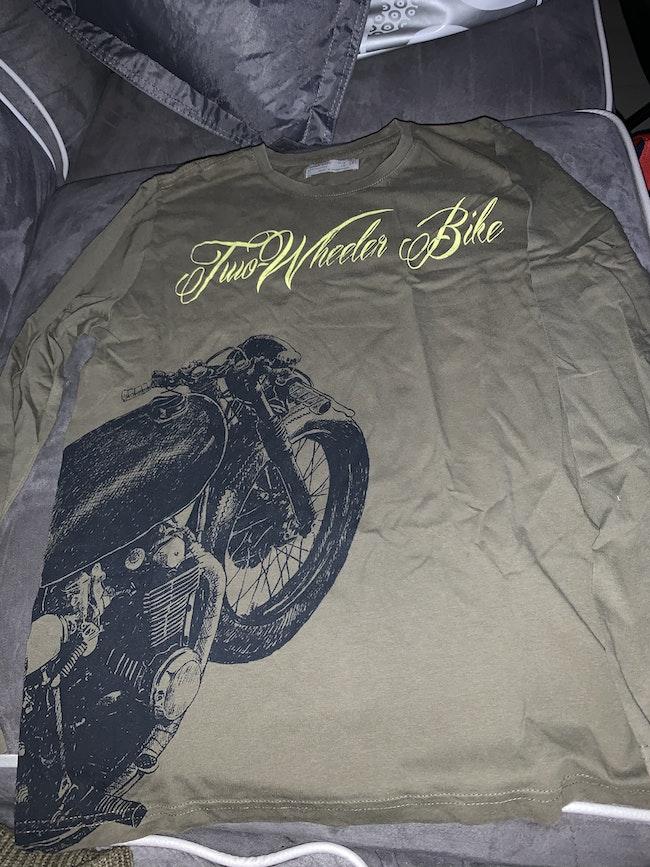 Tee shirt 12 ans zara