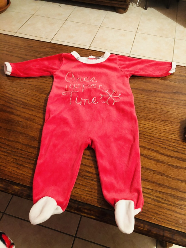 Pyjama 3/6 mois