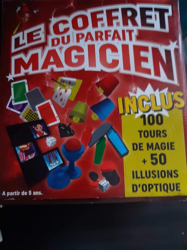Le coffret du magicien