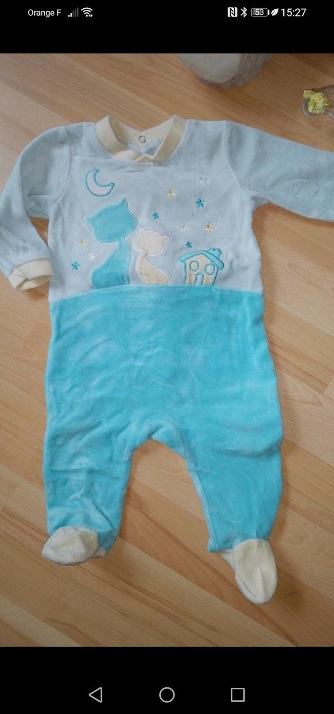 Pyjama 1 pièce 6 mois