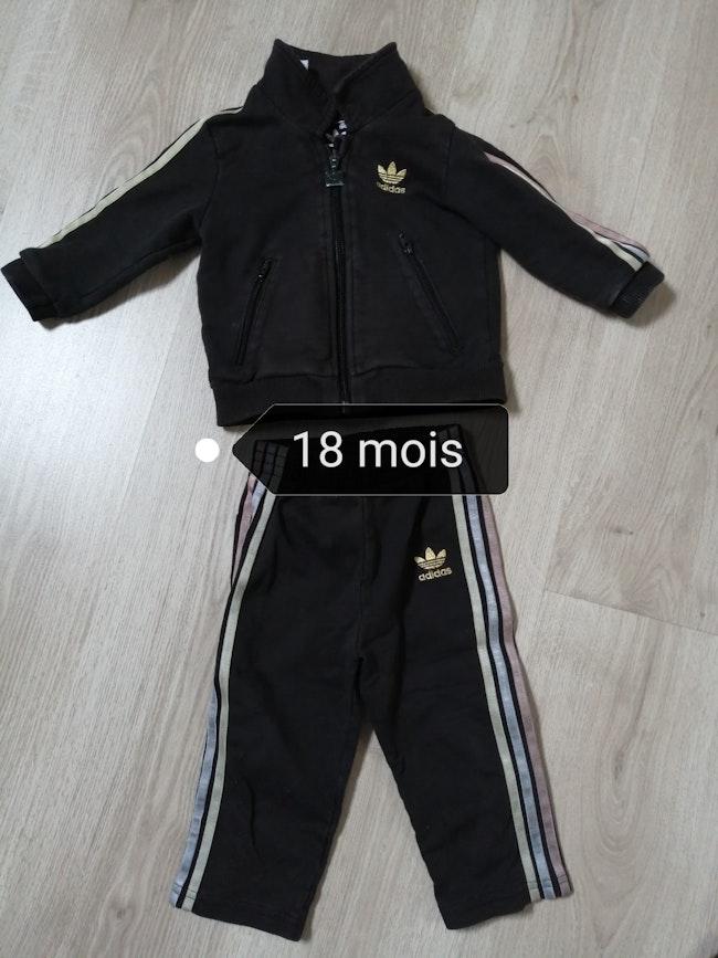 Jogging 18 mois