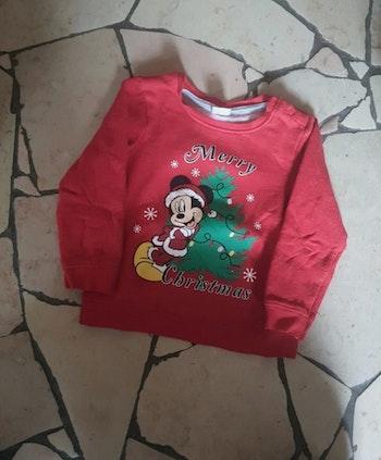 Pull mickey disney Noël