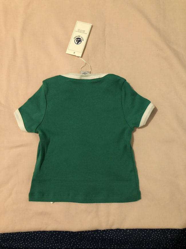 T-shirt manches courts 12M
