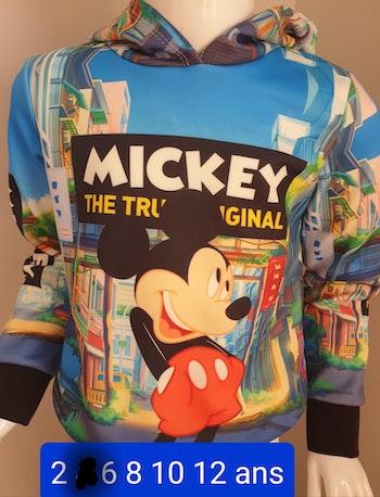 Sweat Mickey