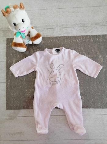 Pyjama 1⃣ pièce 1mois