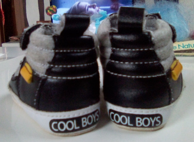 Chaussures cool boys pointure 19