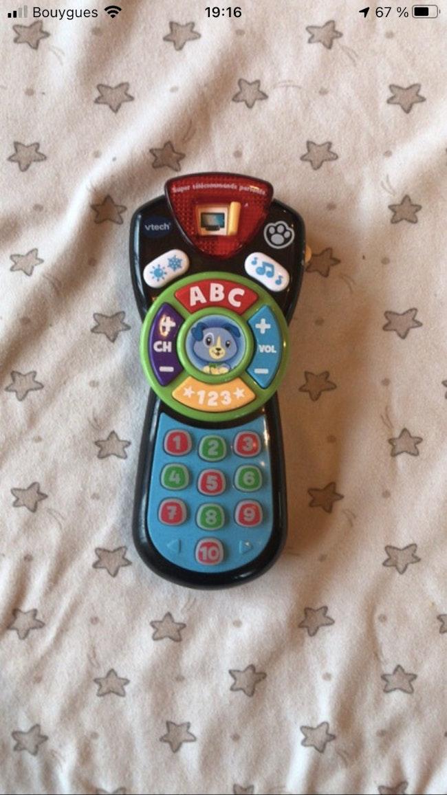 Télécommande Vtech