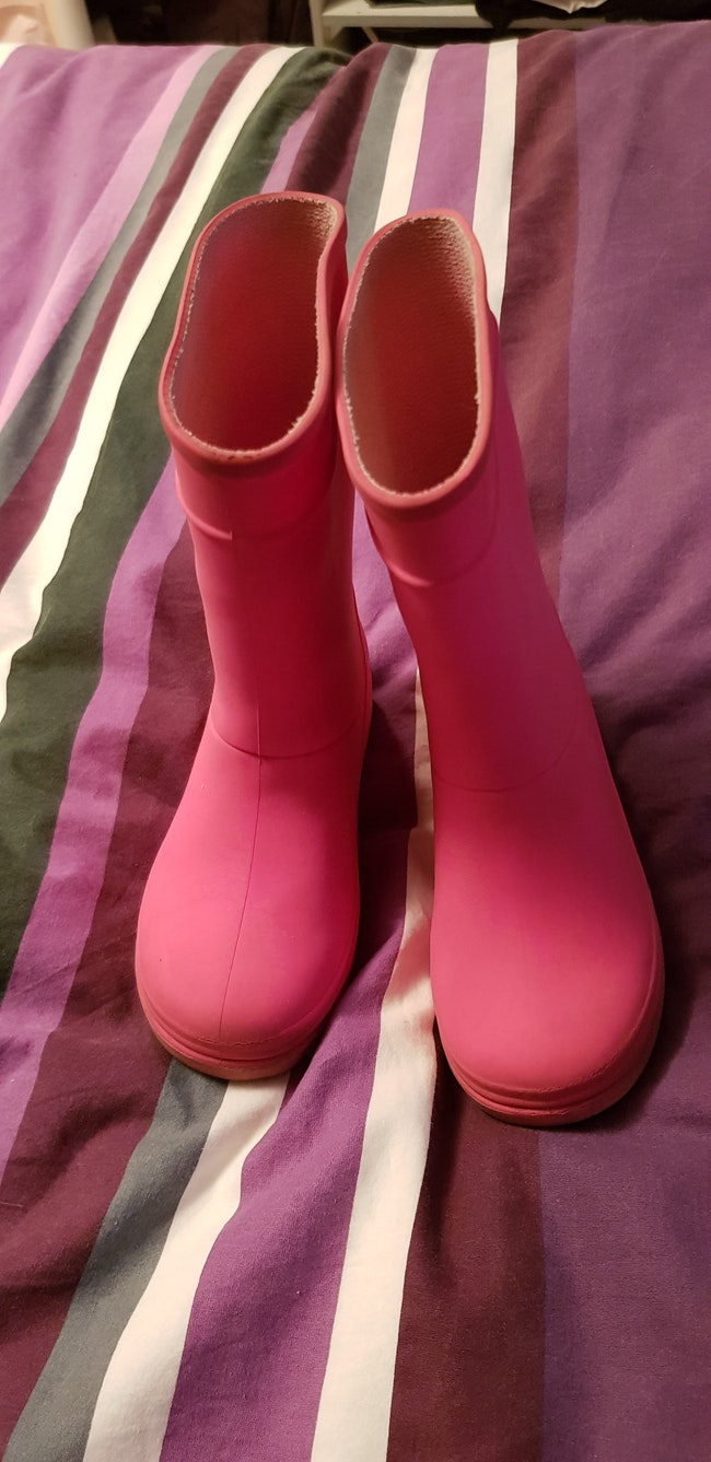 Bottes tribord taille 26 / 27