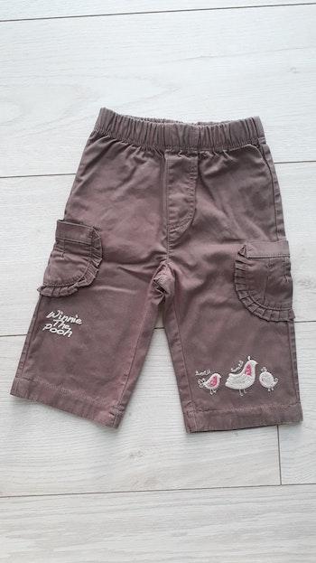 Pantalon marron winnie l'ourson