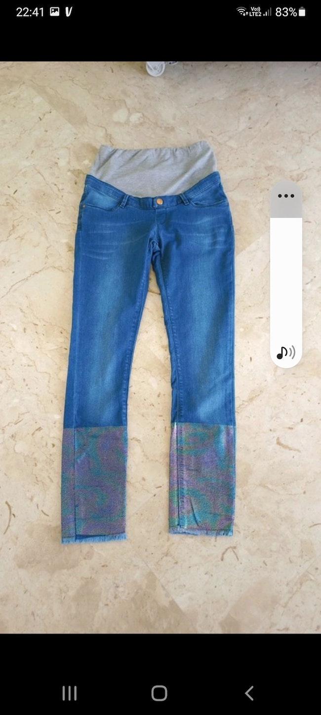Jeans maternité Prémaman
