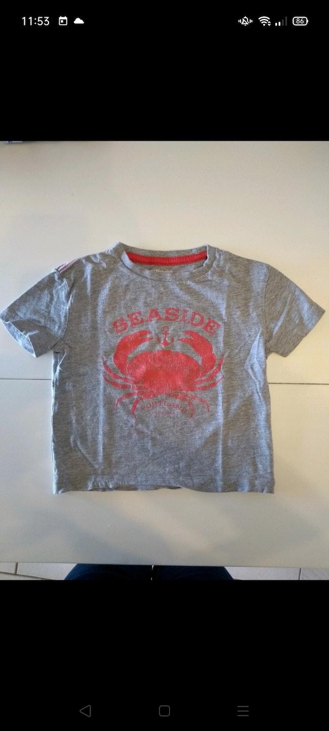 T-shirt mc 2 ans