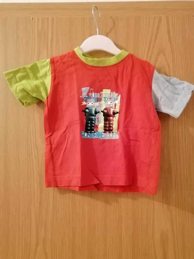 T-shirt garçon 12mois r
