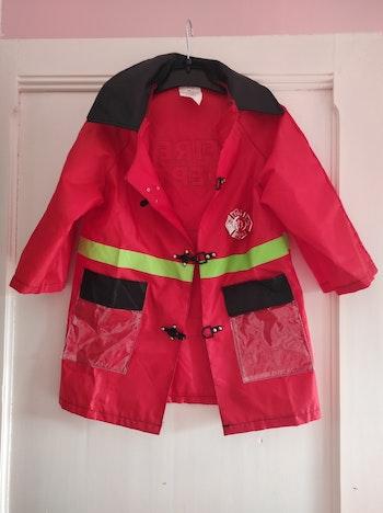 Déguisement veste pompier