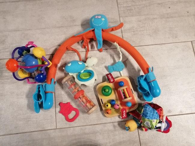 Lot jouets 2