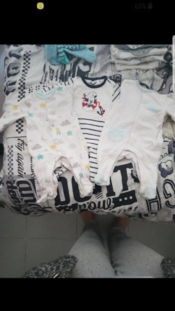 3 pyjama coton