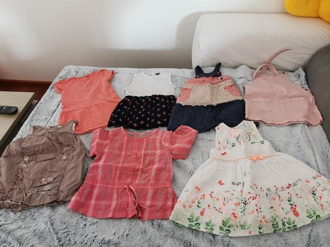 Lot de 7 robe