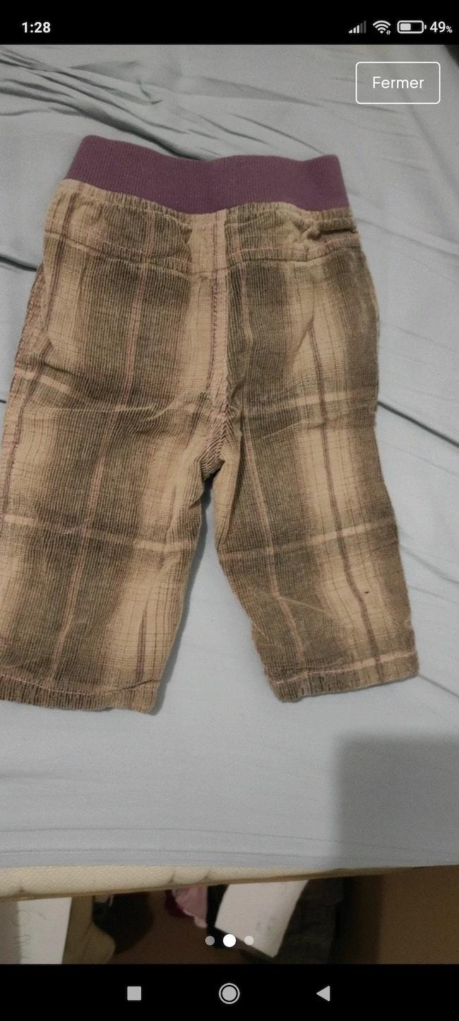 Pantalon 9 mois