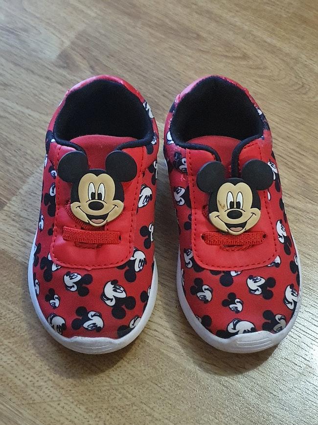 Baskets Mickey t22