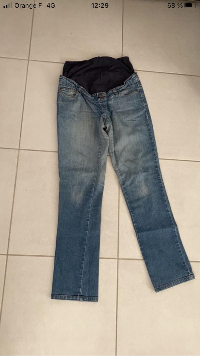 Jeans maternité 38