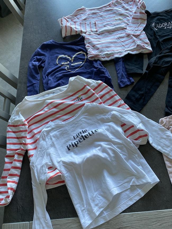 Lot vêtements 4 ans