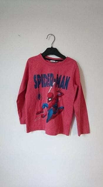 Haut manches longues spiderman Marvel 6 ans