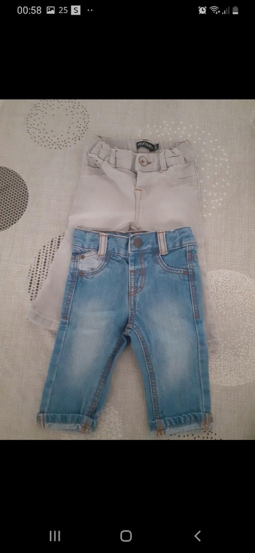 Lot de 2 jeans