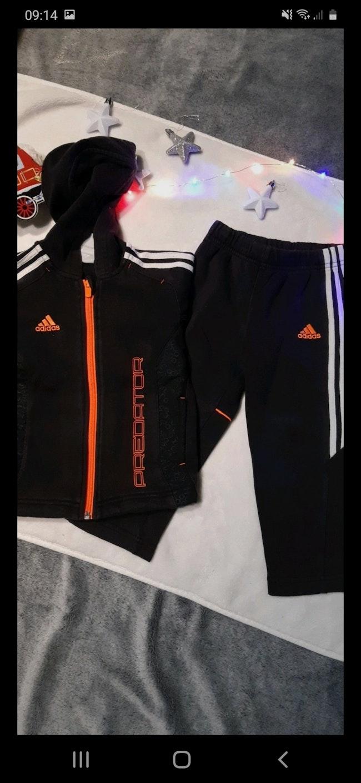 Ensemble Adidas 2 ans
