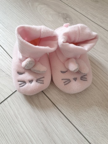 Chaussons 0-6mois