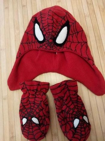 Ensemble garçon Spiderman